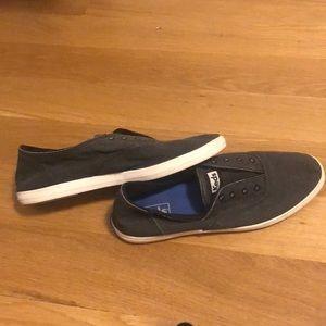 Women's slip on keds (size 6)